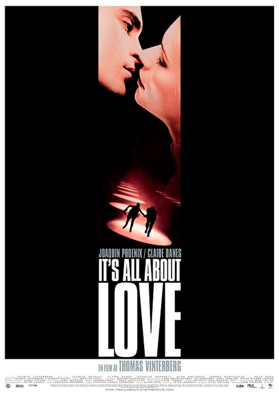 It's All About Love film poster