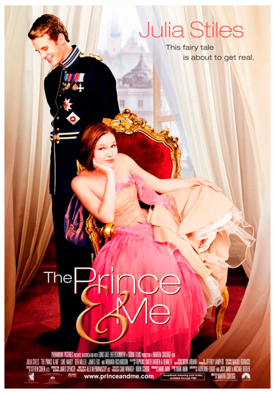 The Prince & Me film poster