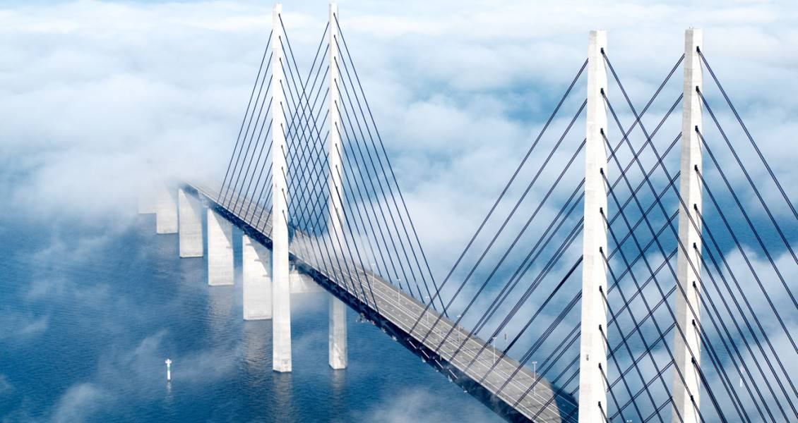 MARLOWFILM Productions / locations - iconic Scandinavian bridges