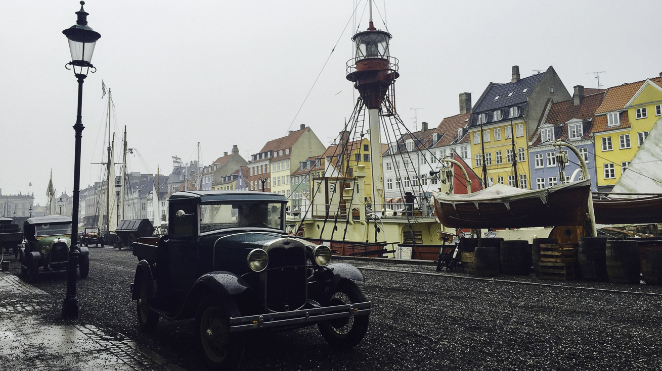 MARLOWFILM Productions / locations / historic Copenhagen - The Danish Girl