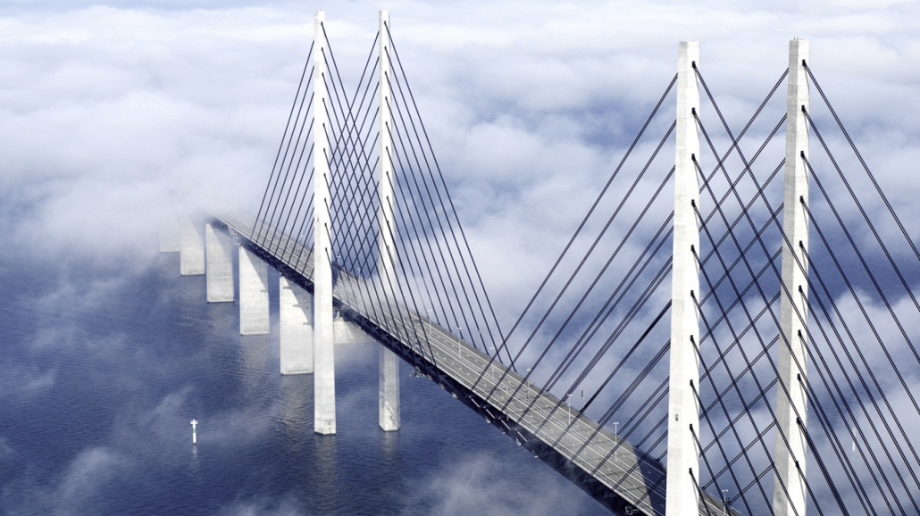 MARLOWFILM Productions locations iconic Scandinavian bridges